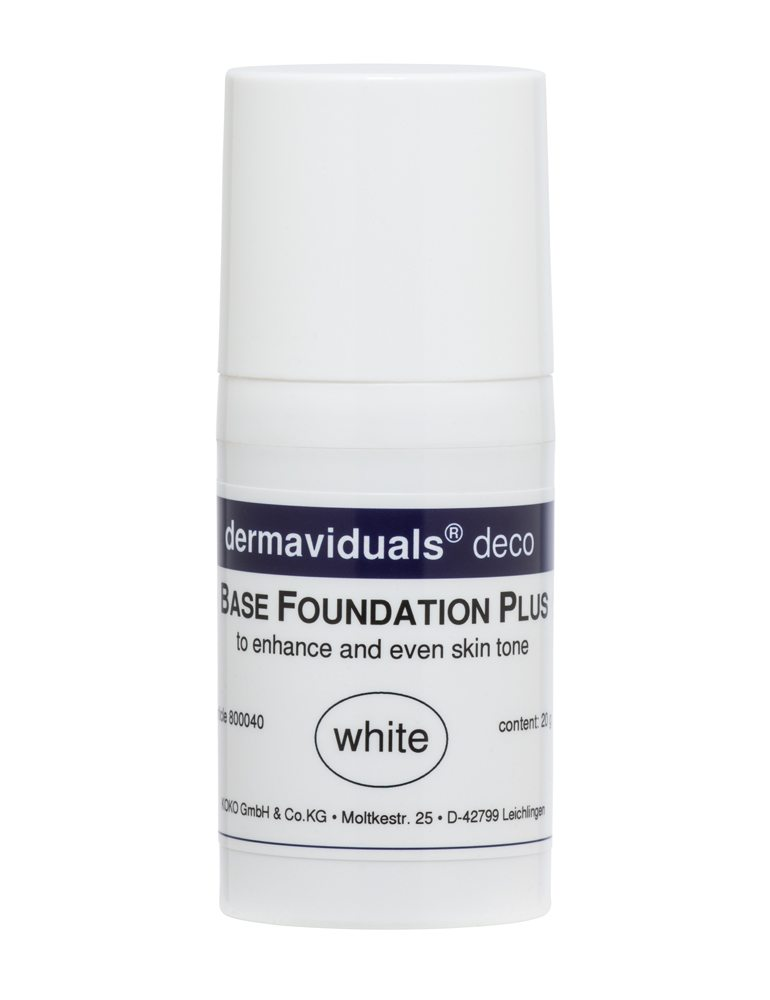 Base Foundation Plus - Dermaviduals