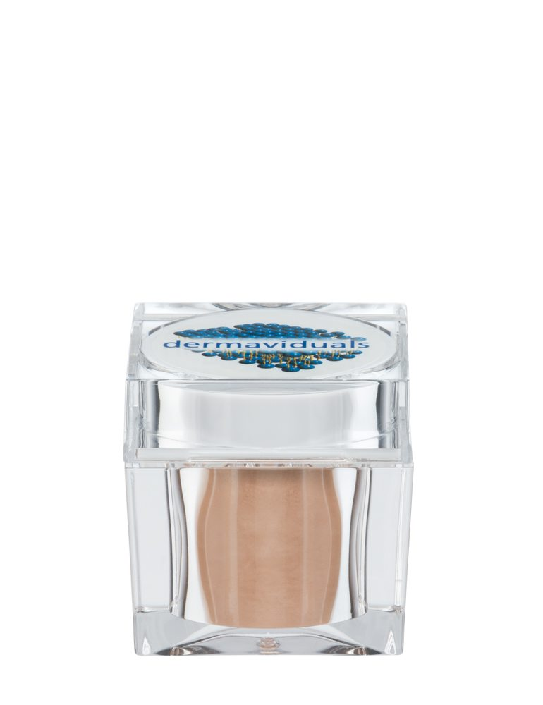 Light Beige Loose Powder - Dermaviduals