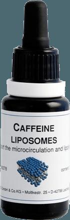 caffeine-liposomes
