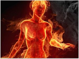 inflammation in skin