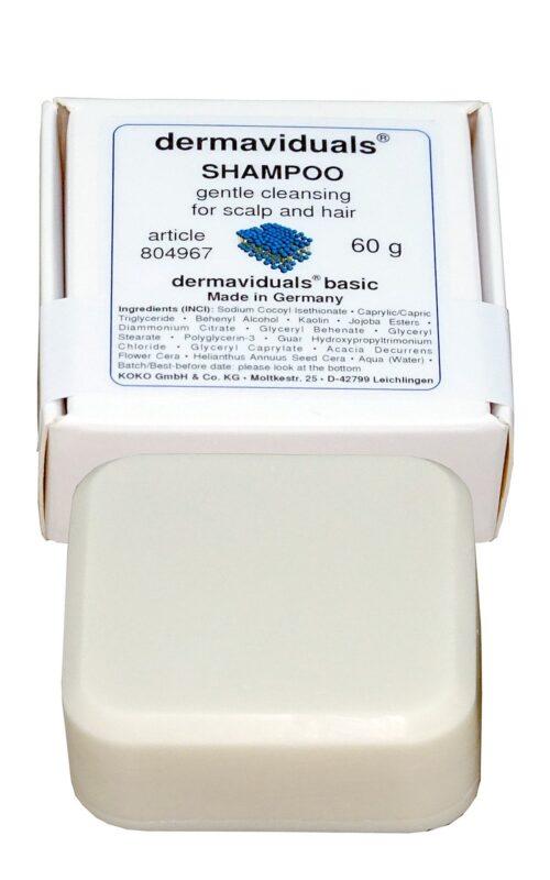 dermaviduals Shampoo Bar