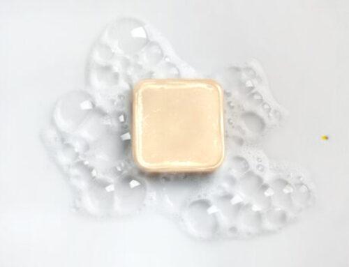 Introducing New 3-in-1 Shampoo Bar